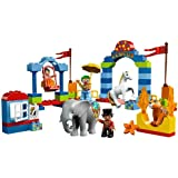 LEGO DUPLO LEGOville - 10504 - Jeu de Construction - Le Grand Cirque
