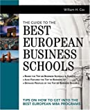 The Guide to Best European Business Schools by William Cox (2000-06-15)