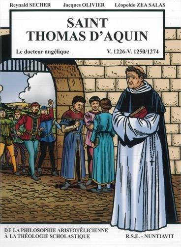 Saint Thomas d´Aquin par Reynald Secher