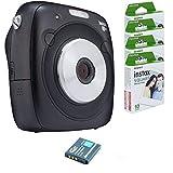Fuji Instax SQ10 Black Instant Film & Digital Camera Hybrid