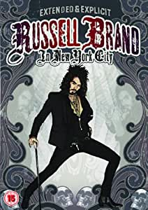 Russell Brand: Live in New York City [DVD]