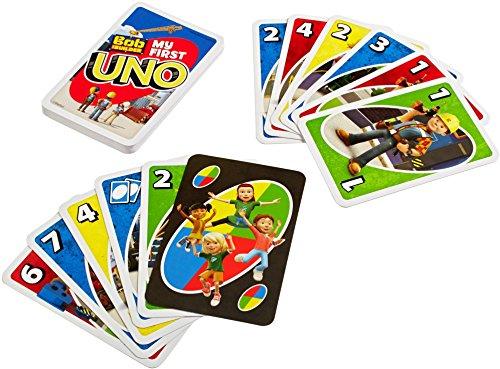 mattel-spiele-dvj48-uno-junior-bob-der-baumeister-kartenspiele