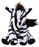 Stofftier Plüschtier Kuscheltier Zebra TÜV zertifiziert
