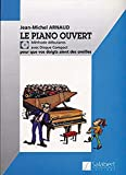 Arnaud le Piano Ouvert CD Piano