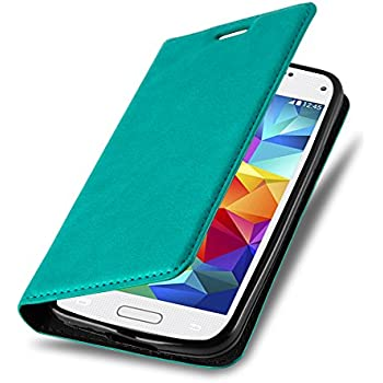 Samsung Original Etui Portefeuille pour Samsung Galaxy S5 Mini: Amazon.fr: High-tech