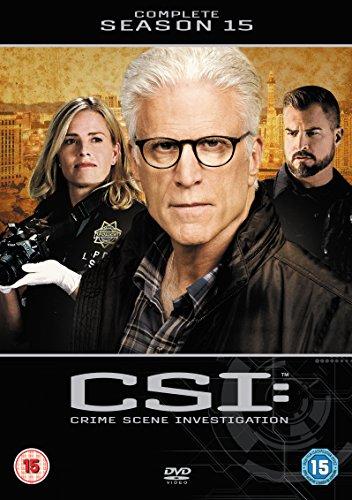CSI Vegas: The Complete Season 15 [5 DVDs] [UK Import] Preisvergleich