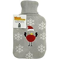 Bolsas de agua caliente - Things2KeepUwarm- Con forro de felpa y diseño de  animales 58aa6016dd4