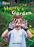 Harry's Garden: Band 04/Blue (Collins Big Cat)