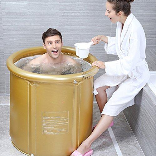 Badausstattung Farbe : Blau Meters Erwachsene Badewanne Falten Badewanne Kind Bad Kann Untergebracht Werden