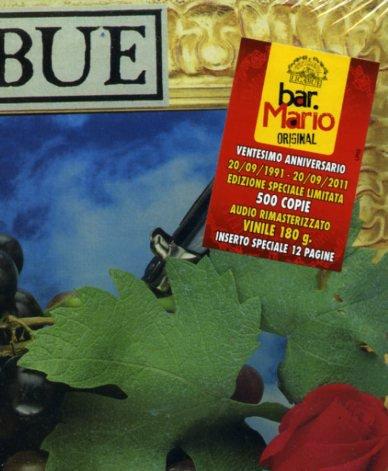Lambrusco Coltelli Rose & Pop Corn (Bar Mario Ltd Ed. LP 500)