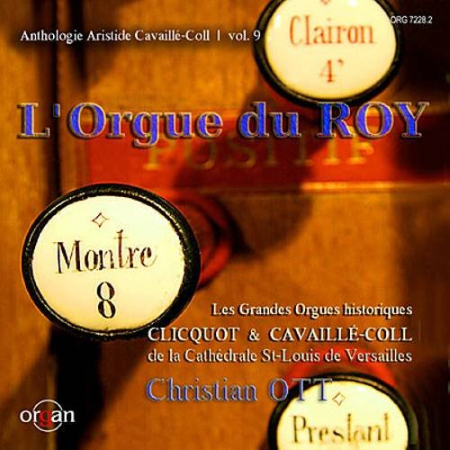 L'Orgue du Roy
