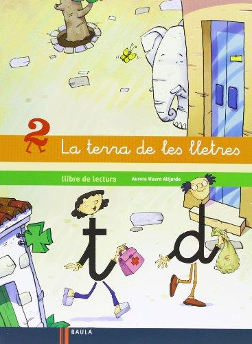 Llibre de lectura 2 La terra de les lletres Infantil (Projecte La terra de les lletres) - 9788447925568