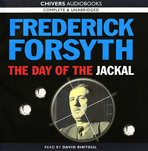 The Day of the Jackal: by Frederick Forsyth (Unabridged Audiobook 12CDs)