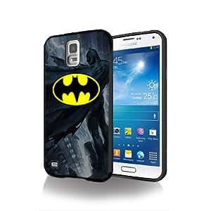 Case Schutzrahmen hülse Batman Arkham Knight BM04 Abdeckung für Samsung Galaxy S2 Border Gummi Silikon Tasche Schwarz