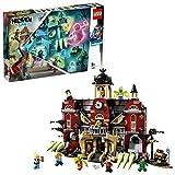 LEGO- Hidden Side Il Liceo Stregato di Newbury, Set di Costruzione per la Realtà Aumentata, Compatibile iPhone/Android, Multicolore, 70425