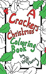A Crackers Christmas Colouring Book