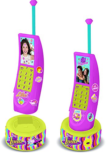 IMC Toys IMC?42025?Intercom teléfono?soy Luna