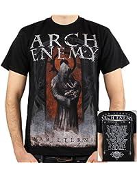 Arch Enemy, T-Shirt, War Eternal Winter Tour 2014