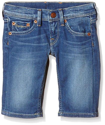 Pepe Jeans - Becket Short, Shorts Bambino, Blu (Denim), 12 anni
