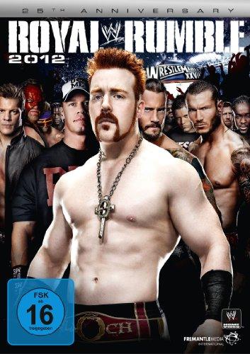 WWE - Royal Rumble 2012 (Wwe Royal Rumble Filme)