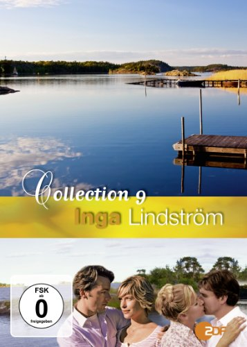 Inga Lindström: Collection 9 - Verliebt in Schweden 1 (3 DVDs)
