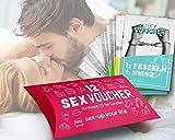 12 x Sex Gutscheine