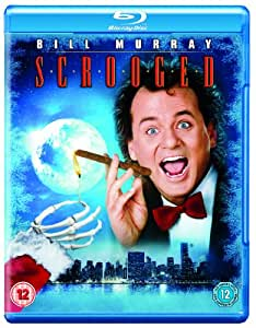 Scrooged [Blu-ray] [Import anglais]