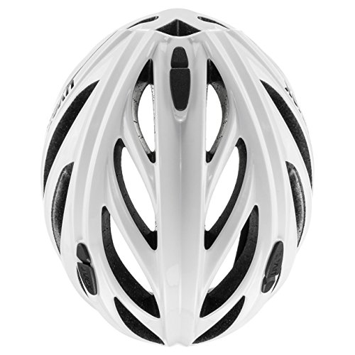 UVEX Helm Boss Race, White, 52-56 cm, 4102290215 - 5