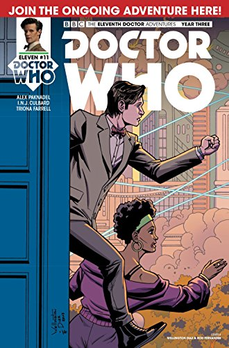 Doctor Who: The Eleventh Doctor #3.11 (English Edition) Titan Wellington