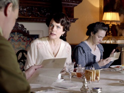 Downton Abbey - Folge 1