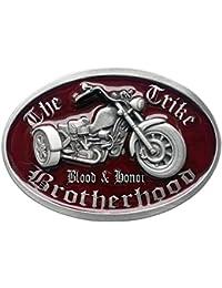 Other Biker - Hebilla de metal de alta calidad para motocicleta Trike Brotherhood