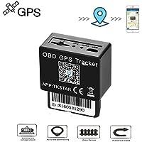 SMS/GPRS/IE réseau Antivol OBD GPS Tracker Nouvelle Alarme pour voitures carte SIM GSM Mobile de surveillance de surveillance