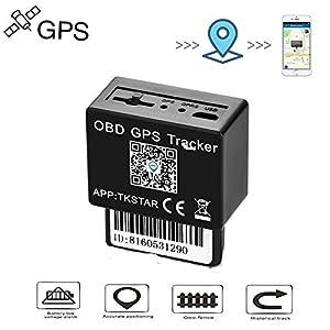 localizadores gps para vehículos: Localizador Tracker GPS GSM GPRS para Vehículos Coche Moto Control Remoto Locali...