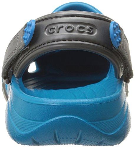 crocs Herren Swiftwater Clog M Blau (Ultramarine/Graphite)