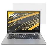 atFolix Schutzfolie für Lenovo Yoga 530 (14 inch) Displayschutzfolie - 2 x FX-Antireflex blendfreie Folie