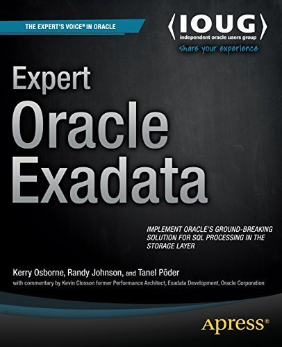 Expert Oracle Exadata (Expert's Voice in Oracle) by Osborne, Kerry, Johnson, Randy, Poder, Tanel (2011) Paperback