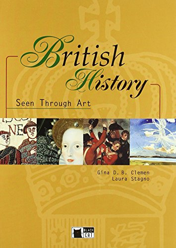 British History Seen Through Art [With CD (Audio)] by Gina D B Clemen (1-Jan-2008) Paperback