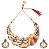 Kundans bridal jewellery sets kundan art...