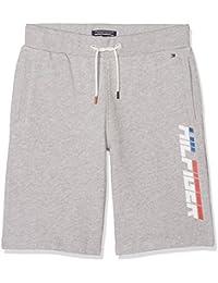 a7f2639484 Tommy Hilfiger Baby Boys' AME Hilfiger Sweatshort Shorts