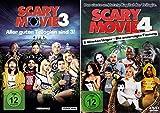 Scary Movie 3 + 4 Duo-Set (DVD)