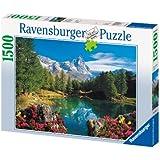 Ravensburger - Puzzle de 1500 piezas, Cervino (16341)