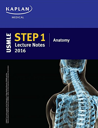 USMLE STEP 1 ANATOMY 2016 (Kaplan Test Prep)