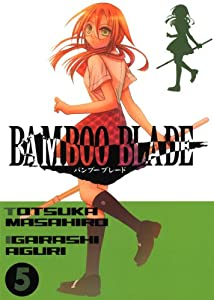 Bamboo Blade Edition simple Tome 5