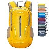 ZOMAKE Ultra Lightweight Packable Rucksack, 25L Klein Wasserfest Wandern...