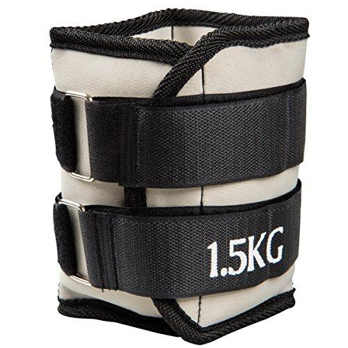 Trendy Sport Gewichtsmanschette, Hand- und Fußgelenkgewichte, 1,5 KG -