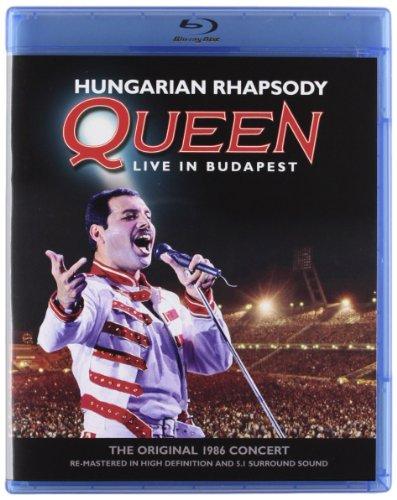 Queen: Hungarian Rhapsody - Live In Budapest [Blu-ray] (Region Free) (Queen-live In Budapest)