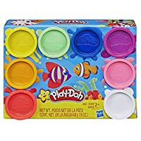 Play-Doh E5044EU4 Play-Doh Rainbow 8 pack