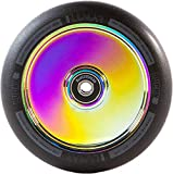 Lucky Lunar 120mm Roue Trottinette Freestyle (120mm - Neochrome)