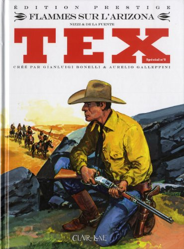 Tex spécial, Tome 5 : Flammes sur l'Arizona