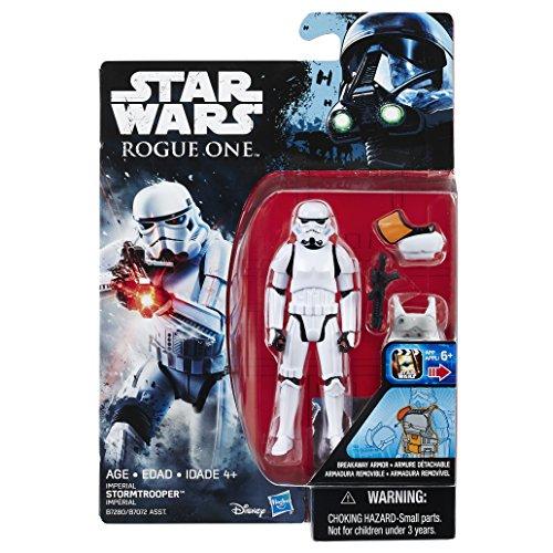 Star Wars Rogue One Imperial Stormtrooper Figur (Star Wars Figur Spielzeug)